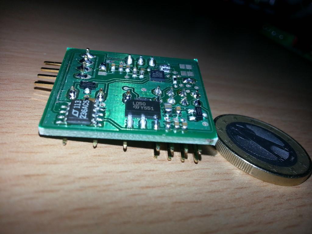 SnipCard Convertitore ADC 24 bit per Arduino e Archiduino