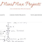 Minimax Projects