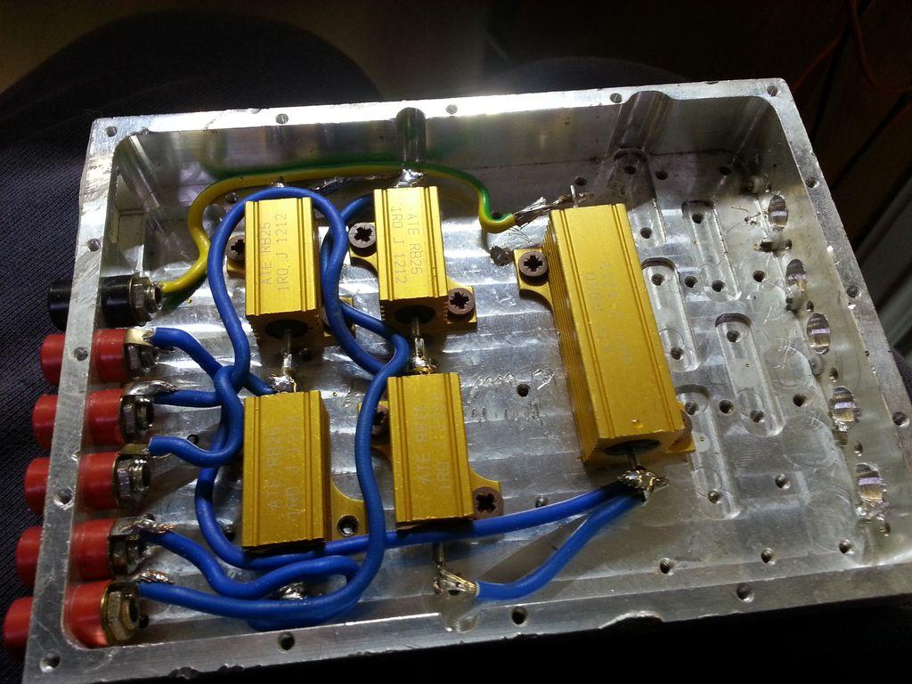 Il carico elettronico, o dummy load – parte #1