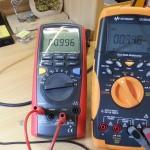Amperometro e voltmetro sono strumenti indispensabili