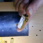 Una lieve spalmata di pasta termoconduttiva