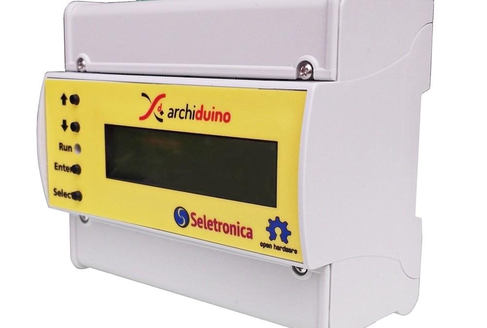 Archiduino by Seletronica – Presentazione