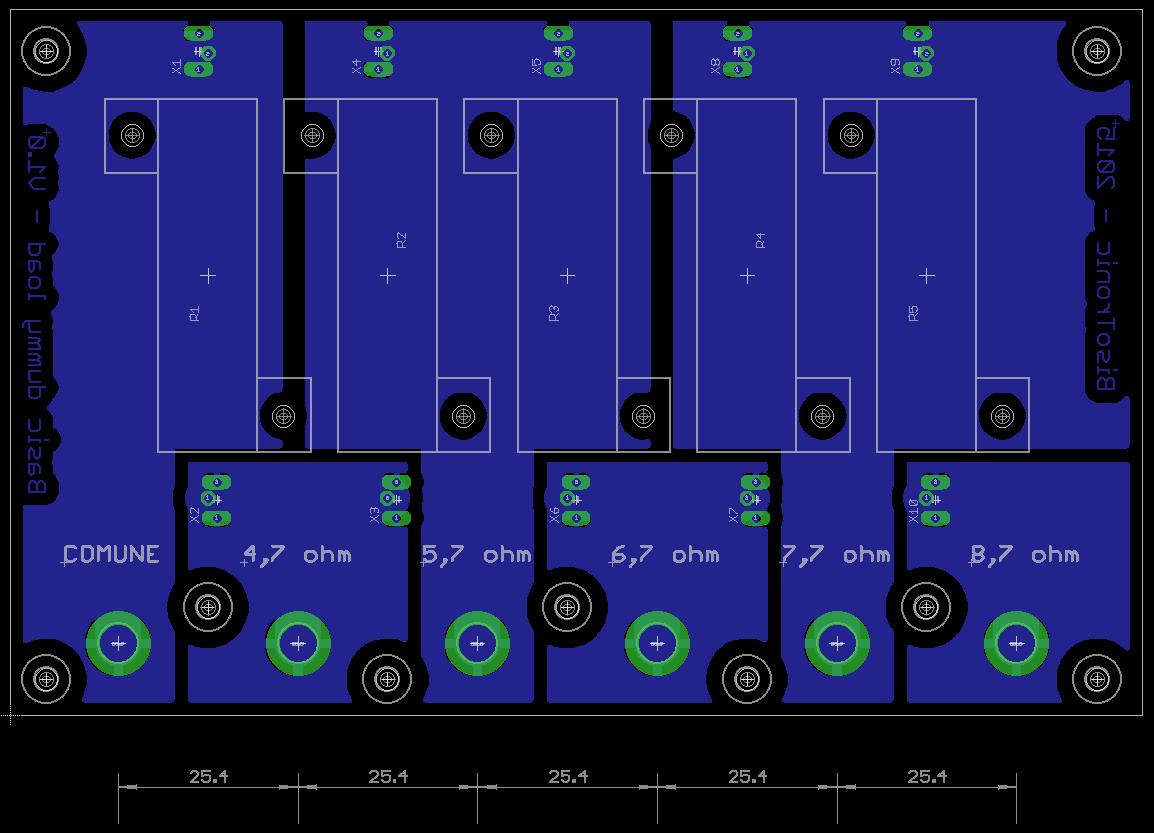 Il carico elettronico, o dummy load – parte #2