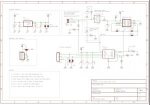 Schema SnipCard ADC 24 bit