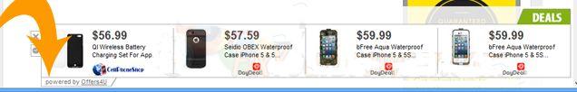 Come rimuovere il banner di Offers4U da Firefox